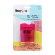 SACAPUNTAS BARRILITO C/DEPOSITO MOD.SPT37B