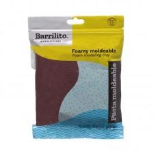 FOAMY MOLDEABLE BARRILITO 8640FMCH CHOCOLATE