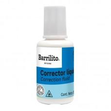 CORRECTOR LIQUIDO BARRILITO 12 ML. CL12