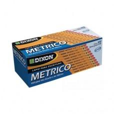 LAPIZ DIXON METRICO NO.2 C/100