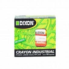 CRAYON INDUSTRIAL BLANCO 143 CAJA C/10