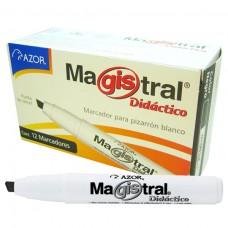 MARCADOR MAGISTRAL DIDACTICO 8350NE C/12