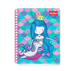 CUADERNO 0673 PROF. SCRIBE TWINKLE 100 H. 7 MM.