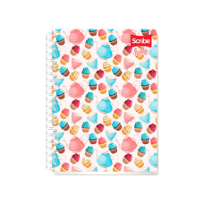 CUADERNO 7982 SCRIBE FRANCES 100 H. SWEET C 5 MM.