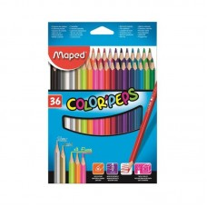 COLORES MAPED COLORPEPS  C/36 PZAS.
