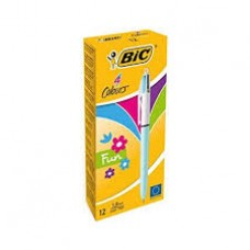 BOLIGRAFO BIC 4 COLOR FASHION