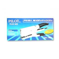 ENGRAPADORA PILOT PLUS TIPO PINZA MOD.685