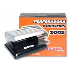 PERFORADORA ACME MOD. 2003 FUTURA 8 CMS