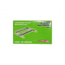 BROCHE BARRILITO P/ARCHIVO 946 8 CM.