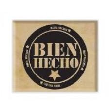 SELLO DE GOMA SCHOLASTIC BIEN HECHO MOD. 14004-IWS