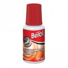 CORRECTOR BEROL BASE AGUA 17 ML.