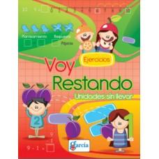LIBRO COLECCION VOY RESTANDO