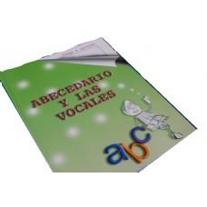 LIBRO DE ACTIVIDADES RAF ABECEDARIO Y VOCALES