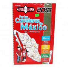 POR LAS CARRETERAS DE MEXICO GUIA ROJI  2013