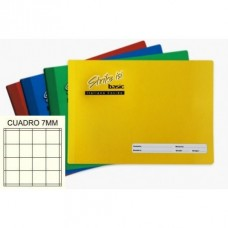 CUADERNO COSIDO ITALIANO STRIKE BASIC 100 H. 7 MM.