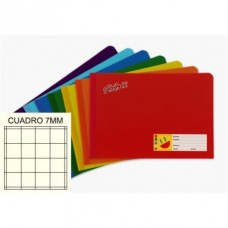 CUADERNO COSIDO ITALIANO STRIKE 100 H. C 7 MM