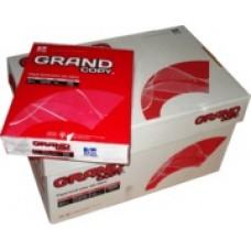 HOJA BOND GRAND COPY CARTA 37 KG. PTE. C/500