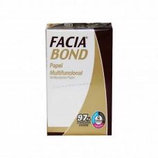 PAPEL FACIA BOND CARTA PAQ  C/500