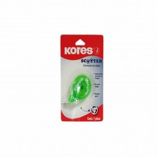 CORRECTOR KORES SCOOTER 5M X 4.2MM