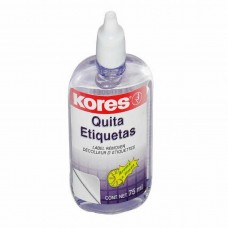 QUITA ETIQUETAS KORES 75 ML.