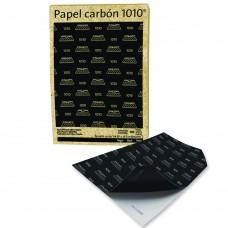 PAPEL CARBON PELIKAN 1010 CARTA NEGRO PTE. C/100