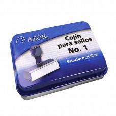 COJIN P/SELLO AZOR METALICO NO.1 SECO
