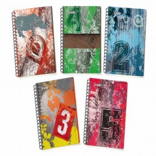CUADERNO 3213 PROFESIONAL VINTAGE 100 H. C 7 MM