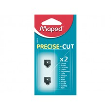 REPUESTO P/GUILLOTINA PRECISE CUTE C/2 MAPED 894910