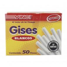 GIS VINCI BLANCO CAJA CON  50