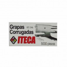 GRAPA ONDULADA ACE CAJA C/5000