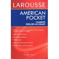 DICCIONARIO 1595 LAROUSSE AMERICAN POCKET INGL/ING