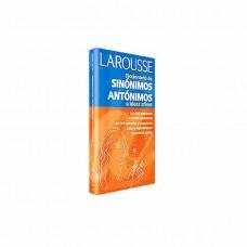 DICCIONARIO 1210 LAROUSSE SINONIMOS/ANTONIMO