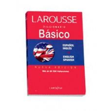DICCIONARIO 1540 LAROUSSE BASICO INGLES