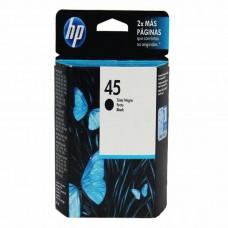 CARTUCHO HP 45 NEGRO MOD.51645AL